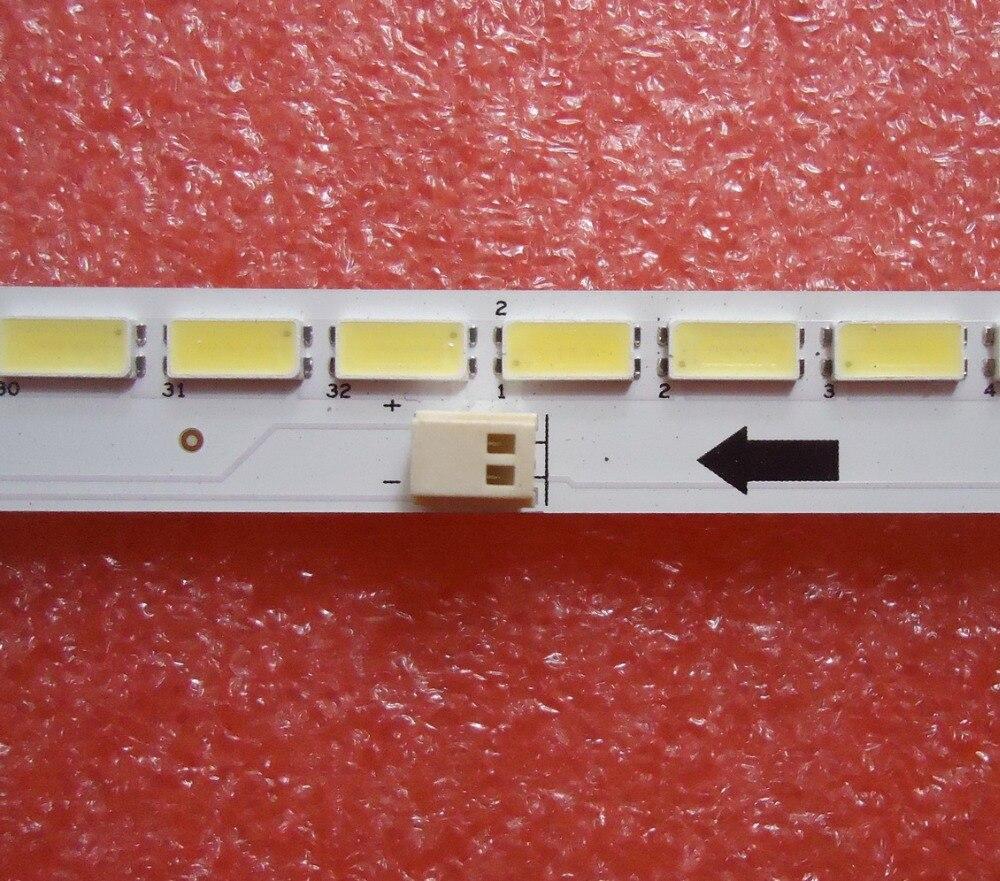 Экран со светодиодной подсветкой 70 дюймов, 2011SSP70-4K2K-64-D0WN-7030-REV0, светодиодная подсветка 1 шт. = 64 светодиода 514 мм
