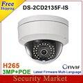 Nueva llegada DS-2CD2135F-IS reemplazar DS-2CD2132F-IS y H265 DS-2CD2132-I poe cámaras IP de red domo IPC audio