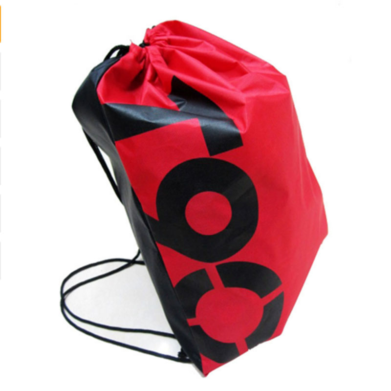 Multifunction Outdoor Waterproof Swimming Bag Bucket Shoulder Bag Swim Accessories Travel Tool Pouch Pack Red