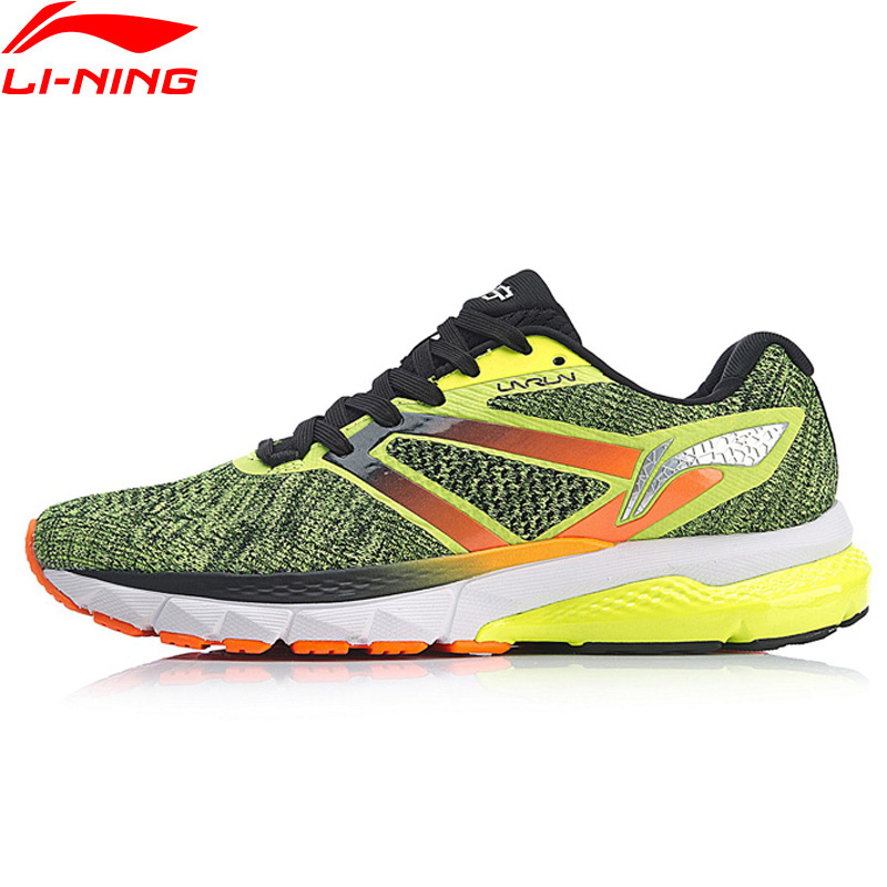 Li-Ning Men FURIOUS RIDER Running Shoes Breathable Cushion Mono Yarn LiNing Stable Sport Shoes Sneakers ARZN003 XYP774 цена
