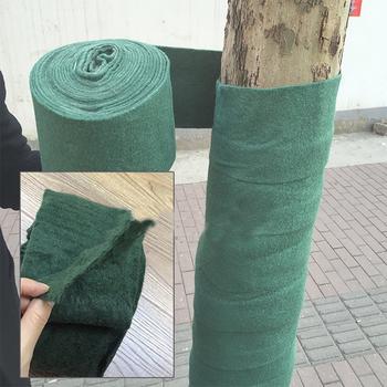Lychee 20m x 12 5cm drzewa zima materiał ochrony rośliny zachować ciepłe zimne-pas odporny na drzewo owinięte tkaniny bandaż tanie i dobre opinie Włókniny tkaniny