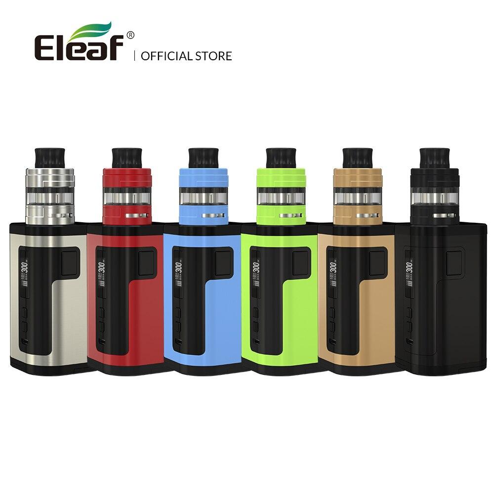 Originale Eleaf iStick Tria con ELLO S kit 1-300 w Sigaretta Elettronica con HW3/HW4 bobina Vape kit