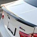 E90 Modificado M4 Estilo Fibra De Carbono Traseira Trunk Bagageira Asa Carro Spoiler para BMW E90 2005-2012
