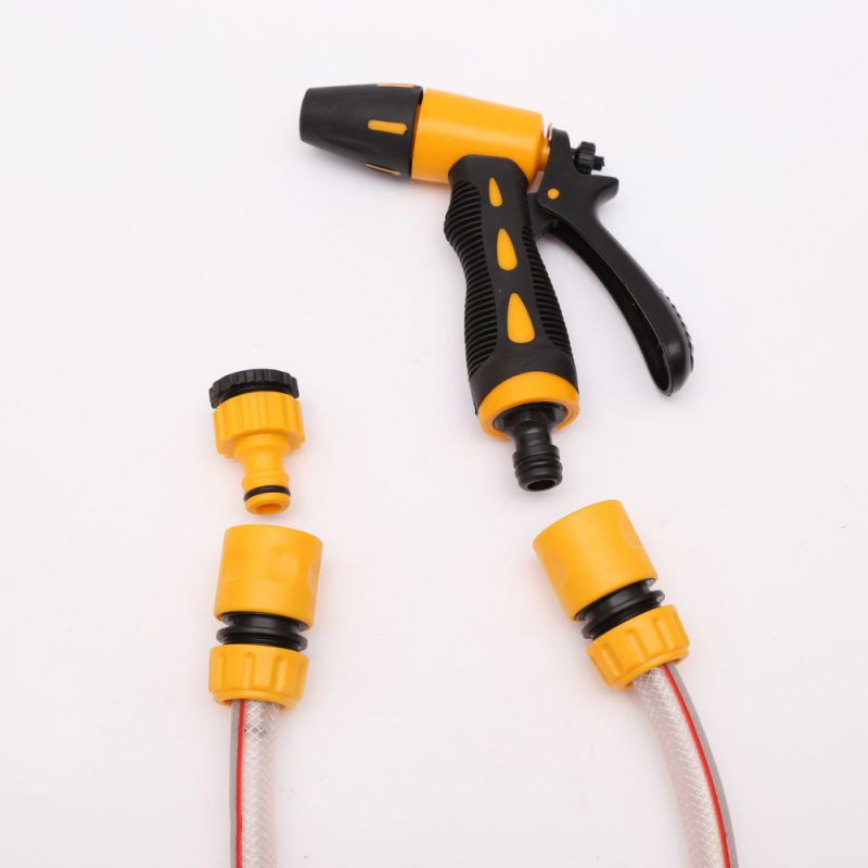 Spray Lawn Watering Multi-function Car Wash High Pressure Durable Hand-held Tools Hose Sprinkle Water Nozzle Garden 2019NEW