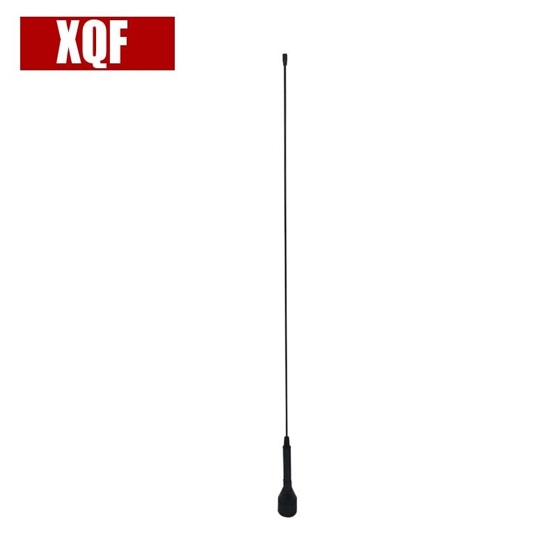 XQF M-150 VHF 136-174 MHz Antenne PL259 pour Voiture Mobile Radio Pour Yaesu pour ICOM