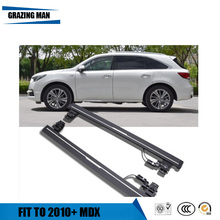 aluminium Automatic scaling Electric pedal side step running board for 2010+ MDX