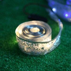 Image 5 - 4M Urlaub LED Licht Hause Garten Party led lichterkette Weihnachten im freien lichter LED String Lampe für Wohnkultur