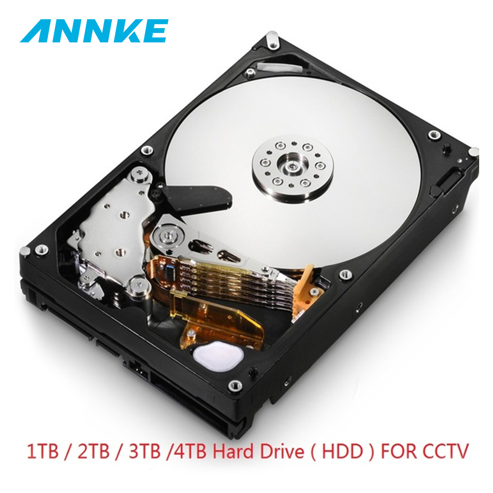 3.5 inch Hard Drive 1TB 2TB 3TB 4TB SATA CCTV Surveillance Hard Disk Internal HDD for CCTV Video recorder Security Camera System