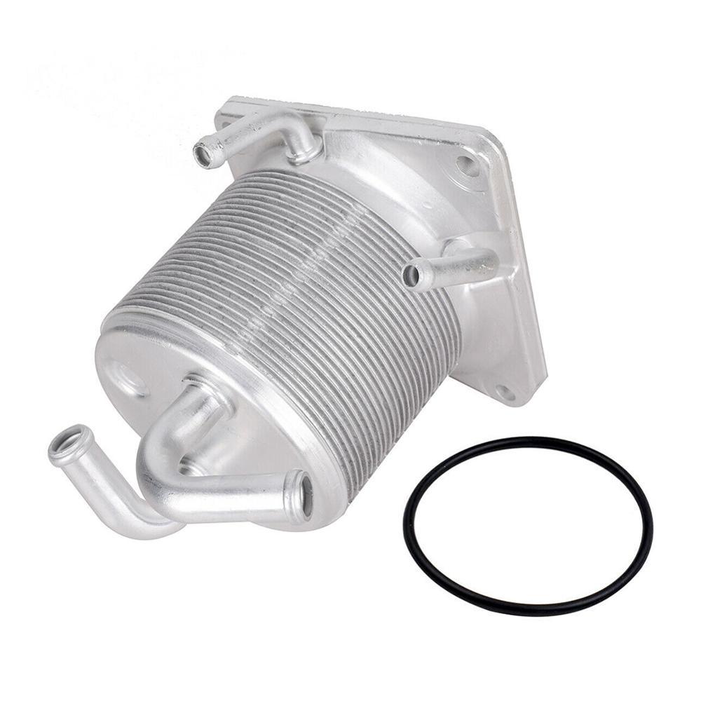 Image 5 - Модернизированный масляный радиатор передачи CVT для Nissan 2007 2012 Sentra/2011 2014 Juke/2008 2018 Rogue/2012 2018 Versa Sedan 2160-in Маслоохладители from Автомобили и мотоциклы