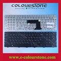 Nuevo modelo 17R 5721 5737ru teclado del ordenador portátil, m731r 5735 para dell inspiron ruso teclado portátil con marco v119725bs1