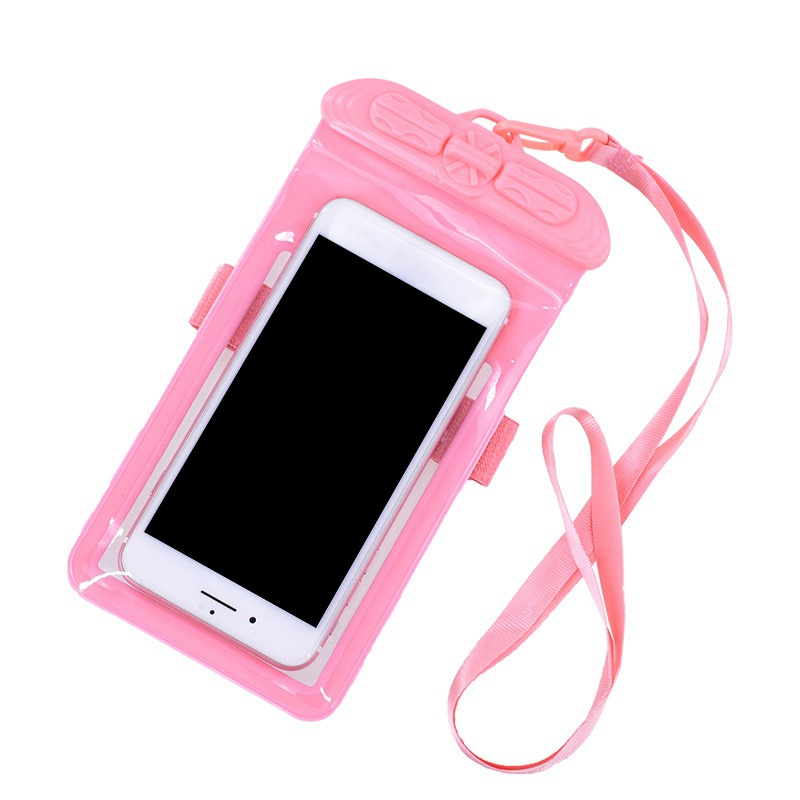 Swimming Armbands Waterproof Mobile Phone Bag Underwater Touch Screen Cellphones Pouch For Surfing Diving Beach Sea Use Tools