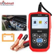 Multi Langue 12 V et 24 V Batterie Testeur NB360 Analyseur de Batterie Pour Batterie Charge Tension/Démarrage Système/Tension de charge Test