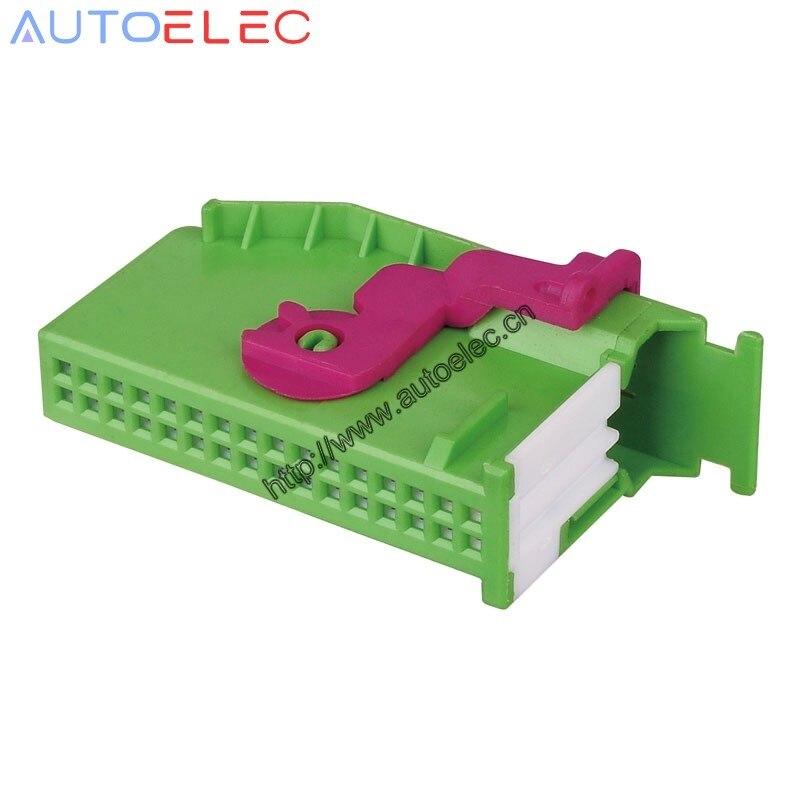 1Kits 1J0972977C 1719057-1 Automotive Connector ECU terminal for Instrument Dashboard Plug Connector Audi VW Seat Skoda TYCO AMP 04l906088 exhaust gas temperature sensor abgastemperaturgeber for skoda vw seat audi
