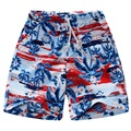 beach shorts board shorts for boy  Polyester 100% 100 cm to 150 cm BSG04