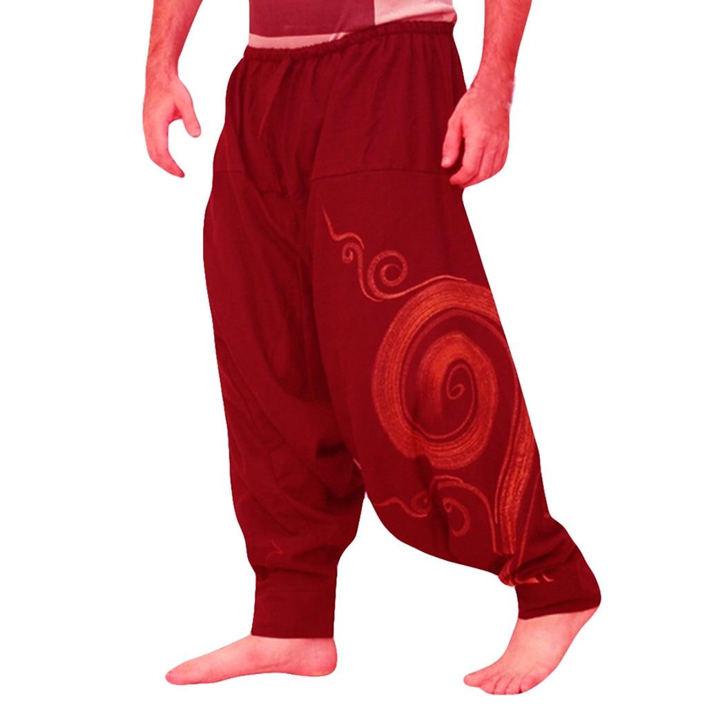 Haben Sie Einen Fragenden Verstand Übergroßen Xxxl Streetwear Joggers Hosen Männer Rot Jogginghose Casual Fitness Track Harem Sommer Hosen Männer Kleidung Pantalones Ho Online Rabatt