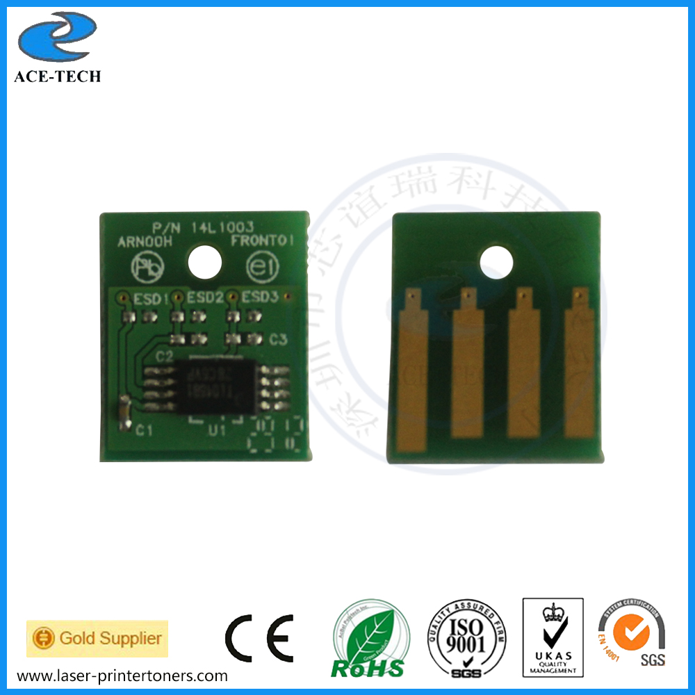 52D4X00 (524X) toner chip reset for lexmark MS811/MS812 printer cartridge Latin America version 45K чип картриджа balson lexmark x 850 x 852 x 854 30k x850h21g chip for lexmark x850 852 854