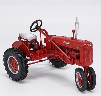 Wysoka symulacja US Antekus tractor, model pojazdu rolniczego ze stopu 1 16, odlewy metalowe, zabawki do kolekcjonowania, bezpłatna wysyłka
