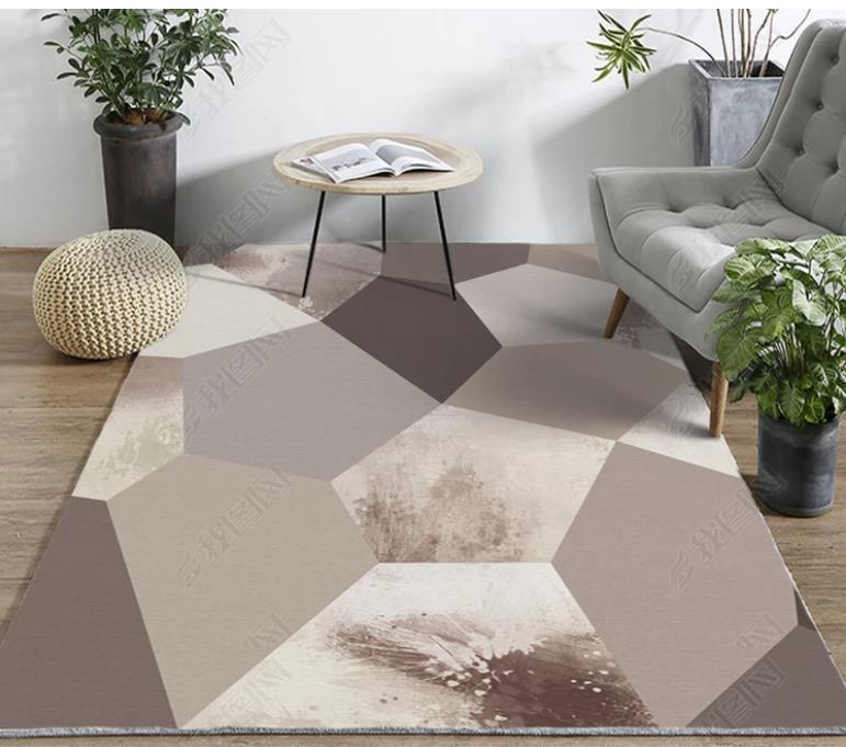wallpaper for bathroom waterproof Stylish modern geometric pattern abstract texture texture bedroom living room