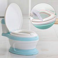 Baby Potty Toilet Training Seat New Design Hot Selling Portable Toilet For Baby Toilet Potty For Free Potty Brush Potty Chair