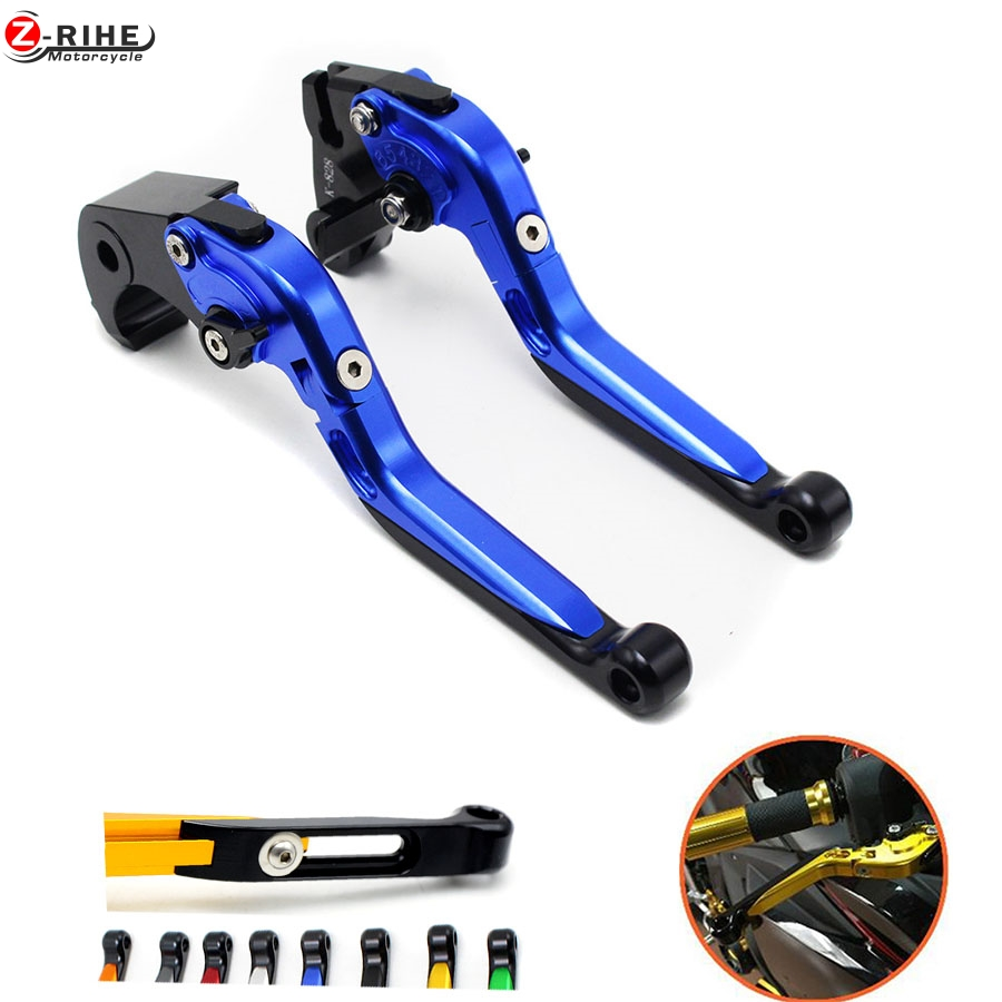 Motorcycle Accessories Adjustable Folding Extendable Brake Clutch Levers For HONDA CBR600RR PCX 125/150 CBR1000RR CB 599 919 400 billet alu folding adjustable brake clutch levers for motoguzzi griso 850 breva 1100 norge 1200 06 2013 07 08 1200 sport stelvio
