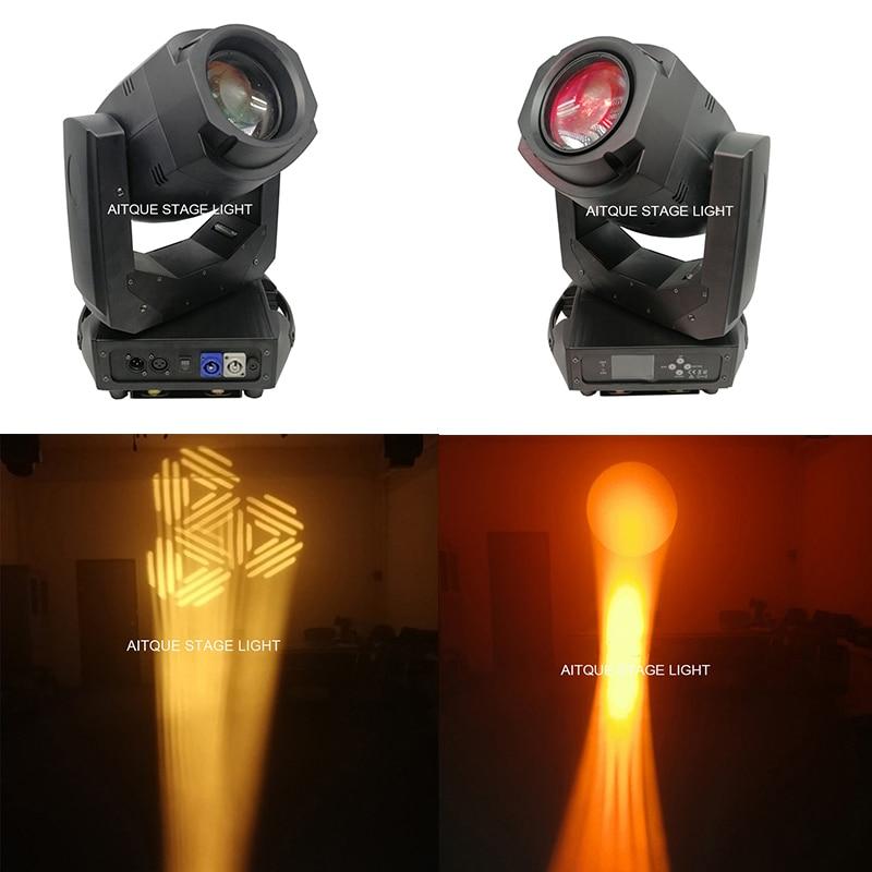 DJ Light Music Led Moving Head Spot 200w Led Moving Head Zoom Beam Light 200 Watt Moving Head Powercon
