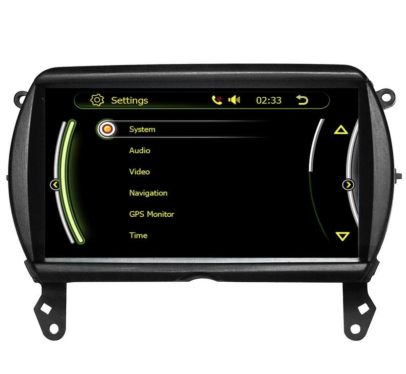car dvd player gps navigation for bmw mini cooper 2014 with navigator radio bt tv usb sd mp3 aux. Black Bedroom Furniture Sets. Home Design Ideas