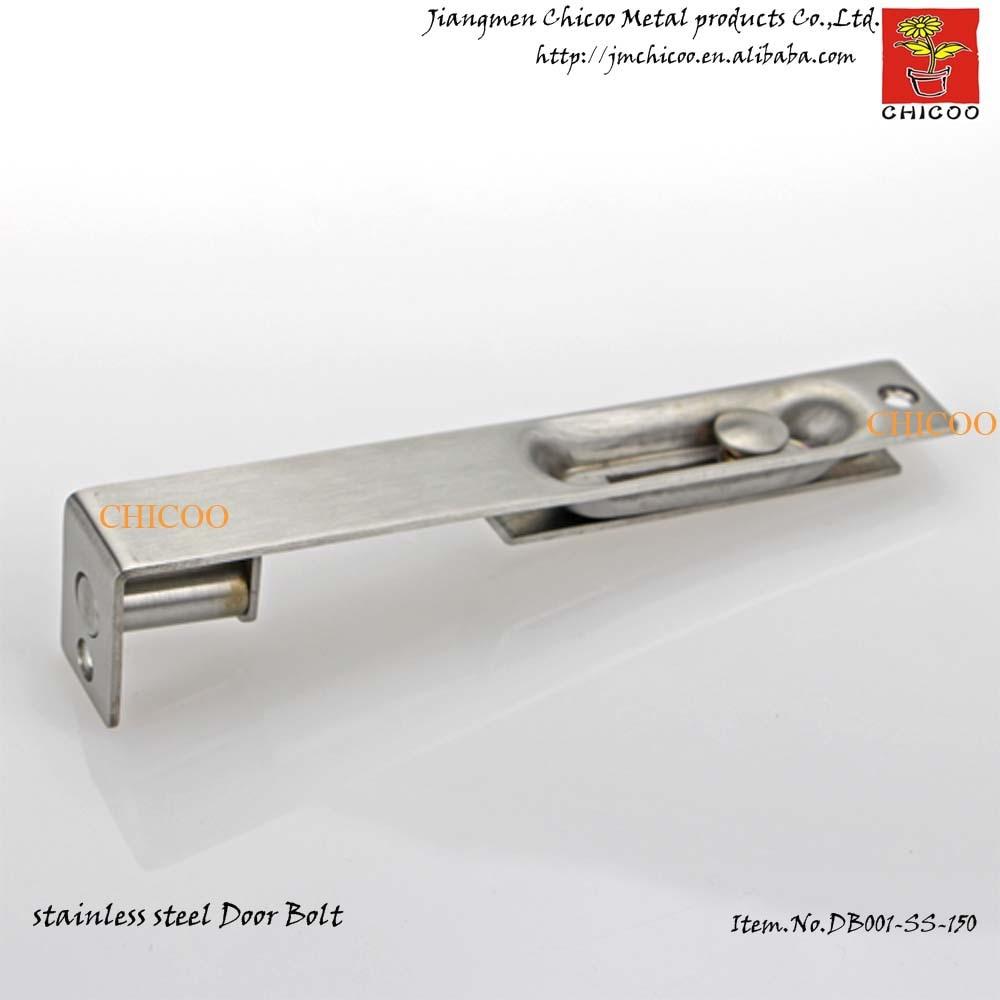 Whollesale 10 Pieces 6 Inch Flush Door Bolt Lever Action Slide Lock