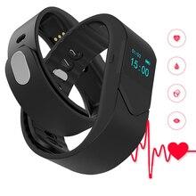 M5 SmartBand крови Давление кислорода трекер монитор умный Браслет монитор сердечного ритма интеллектуальная Шагомер фитнес Группа