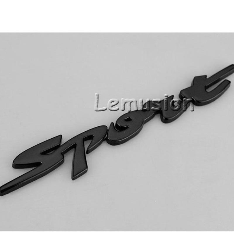 Наклейки для автомобиля Спорт для Kia Rio K2 Sportage 3 2017 Cerato SORENTO Suzuki Grand Vitara 2016 Swift SX4 Subaru Forester XV impreza