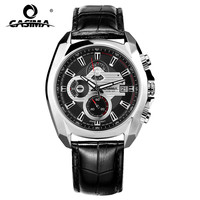 New Luxury Brand Sports Watches Men Quartz Wist Watch Fashion Luminous Waterproof 100m CASIMA #8884