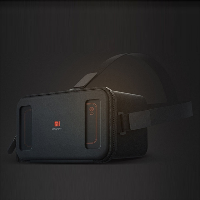 IN STOCK Original Xiaomi VR BOX Mi VR Play Immersive 3D VR Virtual Reality Glasses Headset FOV84 for 4.7-5.7 Inches phone