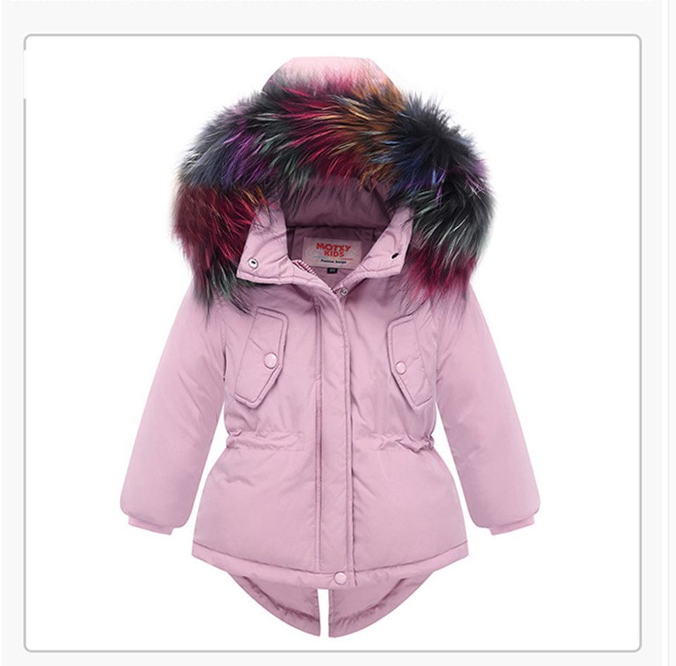1-3-_18  Kids's Clothes Winter Lady Go well with Ski Jacket -30 Diploma Russian Boys Ski Sports activities Down Jacket +Jumpsuit Units Thicker Overalls HTB17gUsFgmTBuNjy1Xbq6yMrVXaC