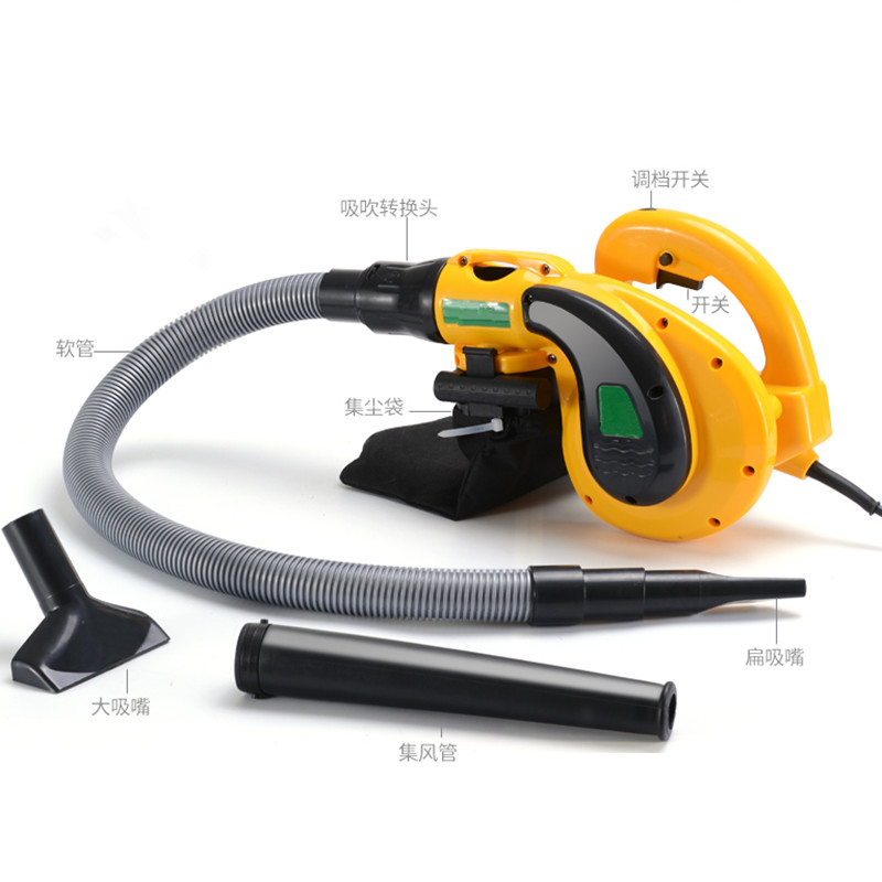 Adjustable Speed Electric Blower Vacuum Cleaner For Computer Dust Machines Blowing And Suction Cleaning Tools Soprador De Ar ...