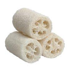 Bestselling 3PCS Natural Loofah Bath Body Shower Sponge Scru
