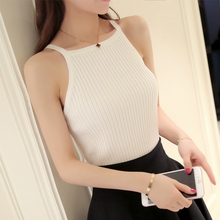 Summer Vest  Slim Knit Camisole