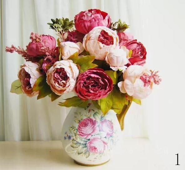 fiori finti di ottima qualità