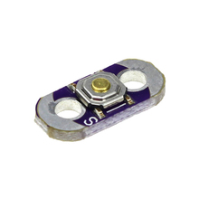 LilyPad Button Board Módulo para arduino Diy Kit Eletrônica inteligente