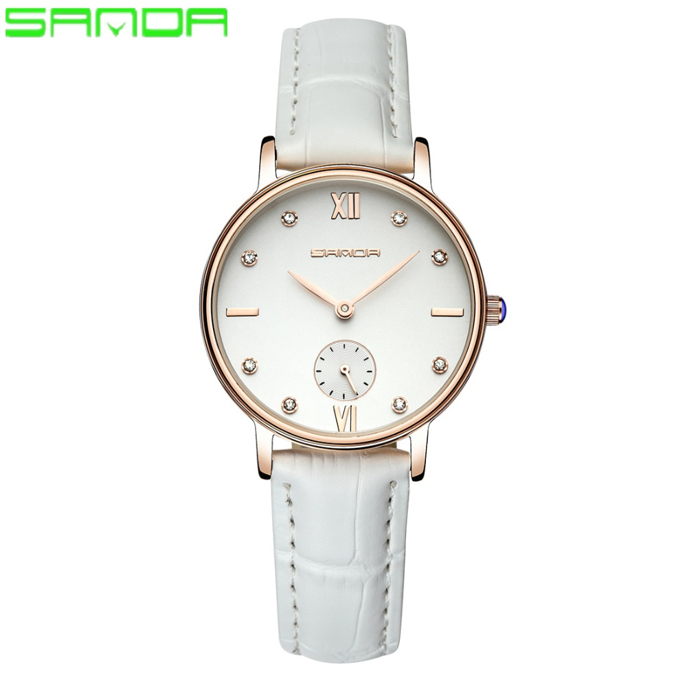 2017 Fashion Ladies Quartz Watch Women Watches Top Brand Luxury Famous Wrist Watch Female Clock Montre Femme Relogio Feminino 2017 fashion simple wrist watch women watches ladies luxury brand famous quartz watch female clock relogio feminino montre femme