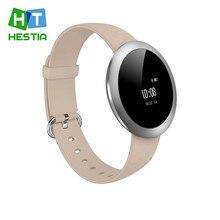 HESTIA X9 Mini Smart Band Bluetooth Smartband Health Wristband Bracelet Heart Rate Monitor IP67 Waterproof for IOS Android Phone