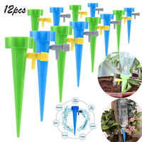 12pcs Watering System Tender Automatic Drip Water Spike Houseplant Plant Indoor Auto Drip Irrigation For Plants Indoor