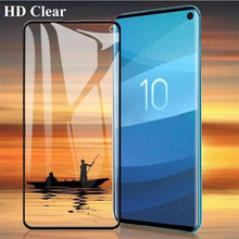 For Samsung Galaxy A50 S10e S10 S9 A70 Screen Protector A40 S8 Glass Note 8 9