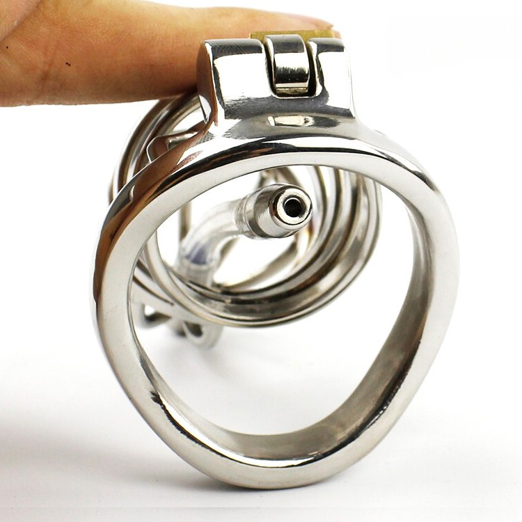 New-Male-Chastity-Device-Long-Bird-Cage-Stainless-Steel-Chastity-Belt-Sex-toys-A276-1 (3)