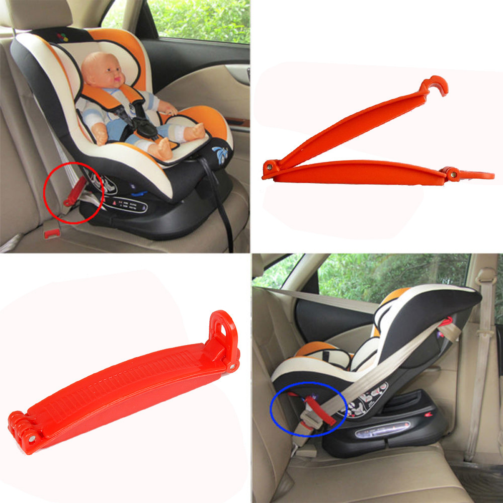 1PC Safe Baby Car Child Toddler Seat Safety Belt Clip Strap Fixed Lock Buckle