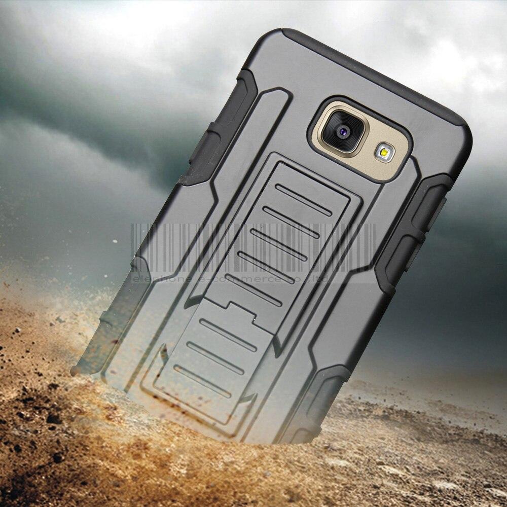 Phone case para samsung galaxy a5  a510 a510f híbrido a prueba de golpes armor i