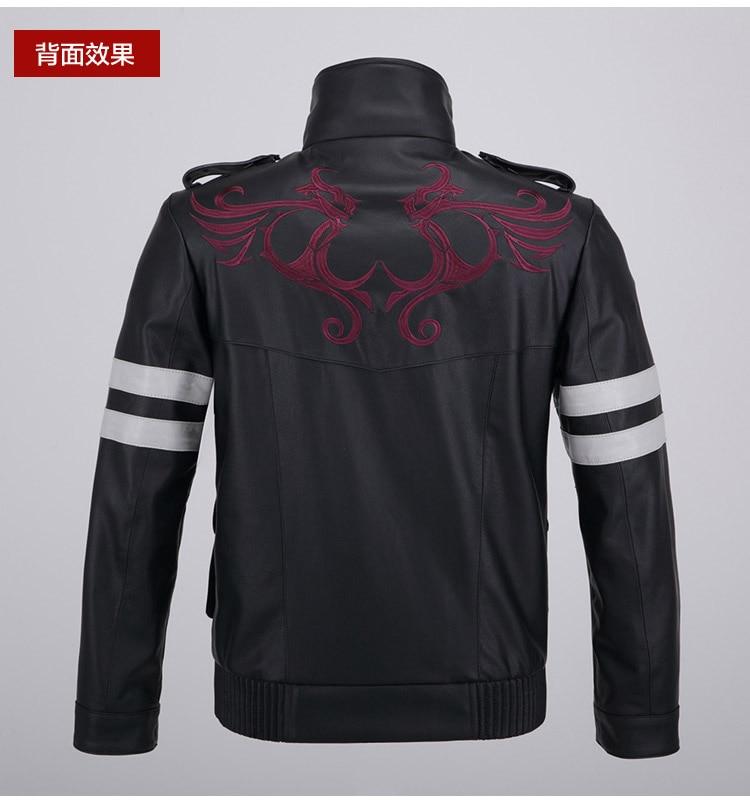 COSFANS двойные ошейники! игровой прототип Alex Mercer pu кожаная куртка зимнее пальто костюмы для косплея на Хэллоуин для женщин/мужчин M-4XL