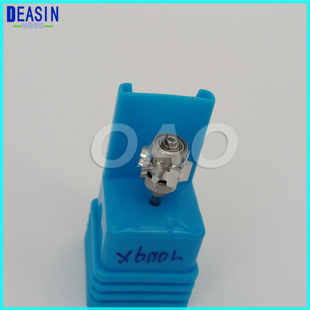 5pcs Air rotor MINI head X500L X500 Torque X600 handpiece cartridge for NSK TI MAX series