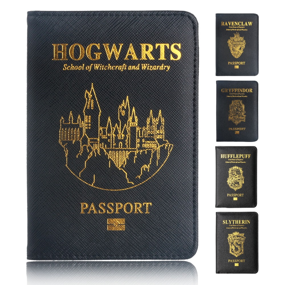 TRASSORY Multifunctional Rfid Blocking Harry Potter