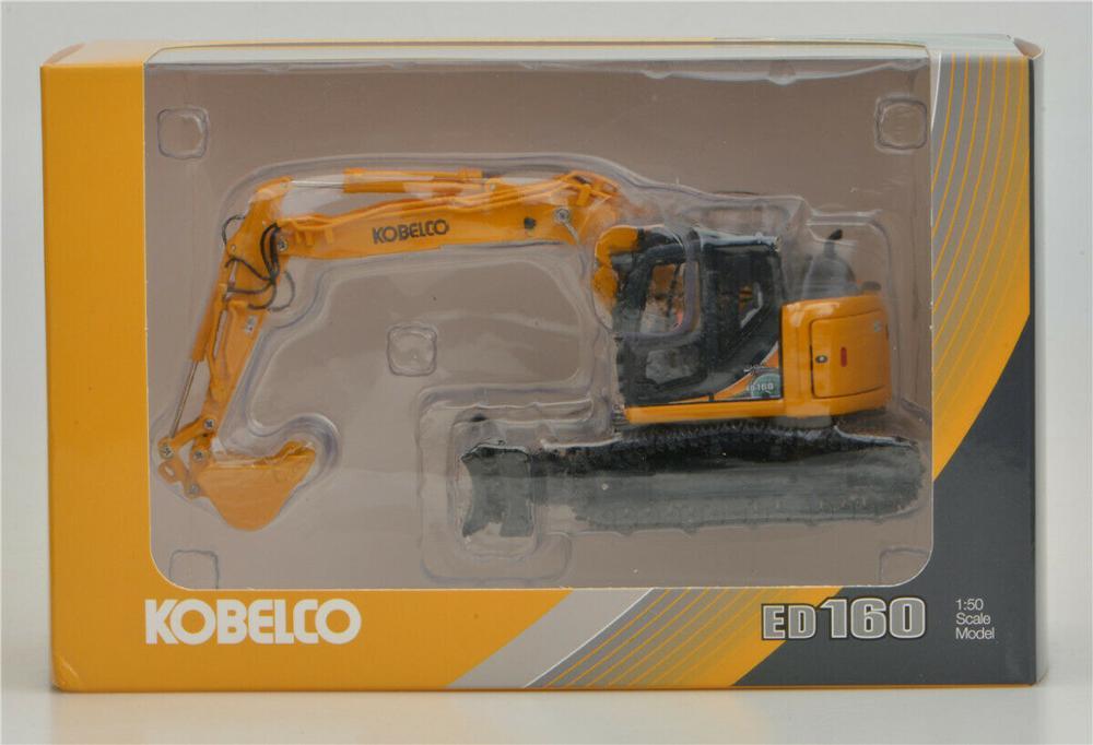 1:50 KOBELCO ED160BR-5 гидравлический экскаватор игрушка