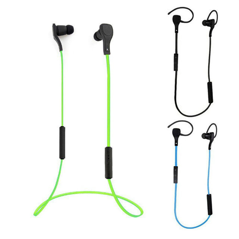 Newest Sport Wireless Bluetooth BT-H06 Headphones Headset Auruculares Bluetooth for Outdoor Sport Phone Computer Mp3 Player.