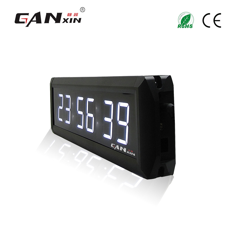 [Ganxin] 1,8 оптовая продажа с фабрики цифровой Led часы комплект с многоцветной